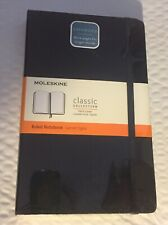 Moleskine Classic Collection Hard Cover Ruled Journal W/Band 400 Pages-Black