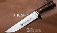 JL 040 Survival Military Bowie Hunting Tactical Pig Sticker knife Full Tang