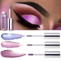 12colors Eyeshadow Liquid Waterproof Glitter Eyeliner Shimmer Makeup Cosmetics