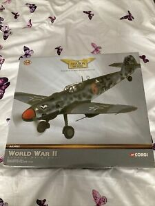 Corgi Aviation - 1/32 - Me Bf109G-6 - Red 6 Ofw. Arnold Doring - II./JG300 - '43