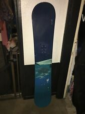 Nice condition K2 Luna 147cm snowboard
