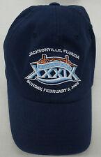 NFL Super Bowl XXXLX Reebok Cap Flex Fit Hat OSFA NEW!