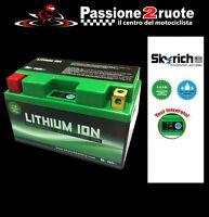 Batteria Litio Ducati Multistrada 1000 DS 2003-2006 Skyrich YT12B-BS HJT12B-FP-S