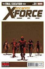 Uncanny X-Force #31, NM 9.4, 1st Print, 2012, Unlimited Shipping Same Cost