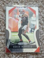 BAKER MAYFIELD 2019 Panini Prizm #88 2nd Year Card Cleveland Browns