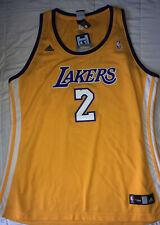 Brand new Adidas Womens Derek Fisher LA Lakers jersey #2