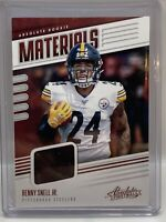 2019 PANINI ABSOLUTE BENNY SNELL ROOKIE MATERIALS JERSEY RC #RM-4 STEELERS