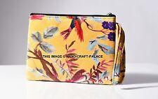 Bird Floral Print Womens Clutch Evening Bag Wallet Envelope Bridal Party Handbag