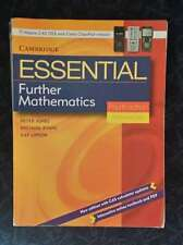 Essential Further Mathematics Fourth Edition Enhanced TIN/CP Version by Kay Lips