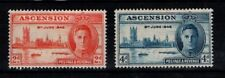Ascension 1946 Victory SG 48-49 Mint MH