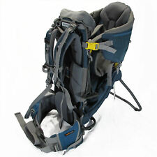 Deuter Kid Comfort 2 Framed Child Carrier for Hiking, Arctic/Denim
