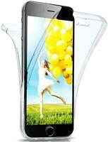 Coque Pour IPHONE 6 Plus 6S Plus Étui Transparent Avant Arrière Complète 360