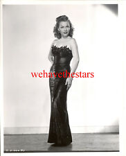 Vintage Gale Robbins GORGEOUS SEXY GLAMOUR 40s Publicity Portrait CRONENWETH