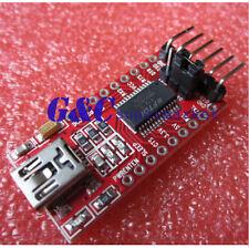 New Listingft232rl Serial Adapter Module Usb To Ttl 33v5vmini Usb Ttl For Arduino M20a2tm