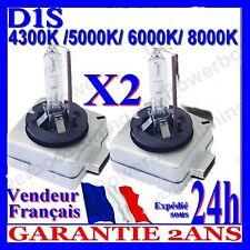 2 AMPOULE D1S 35W 12V LAMPES DE RECHANGE REMPLACEMENT FEU XENON KIT HID en 5000K