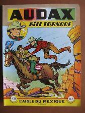 ARTIMA  :  AUDAX n° 33  L'aigle du Mexique
