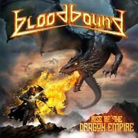 BLOODBOUND - RISE OF THE DRAGON EMPIRE   CD NEW+