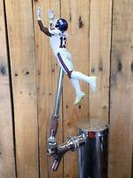 NEW YORK GIANTS Tap Handle Odell Beckham Jr OBJ Beer Keg White Nike Jersey