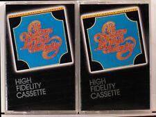 CHICAGO Transit Authority > 1984 MFSL US Master 2x cassette > NM < RARE