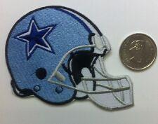 Dallas Cowboys NfL- Crest/Logo Patch  3.25x2.75 Inch sew on/iron On