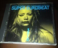 Super Eurobeat Vol. 37 - Extended Version  1993 Japan Cd Album with OBI
