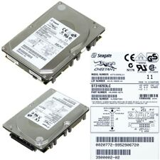 SOLE 3900002-02 HDD 18GB SCSI 80 PIN 10K st318203lc 8.9CM