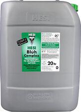 HESI Blüh Complex Blüte NPK Dünger für Erde pH-Korrektor Grow 20 L Liter Booster
