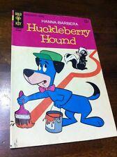 Huckleberry Hound Gold Key # 43 1970