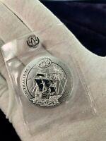 Nautical Ounce Santa Maria 2017 1 OZ Silver Silber Argent coin Ruanda Rwanda