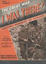 THE GREAT WAR...I WAS THERE MAGAZINE  PART 12 THE HORROR THAT WAS LOOS  LS