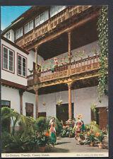 Spain Postcard - La Orotava, Tenerife, Canary Islands   RR2251