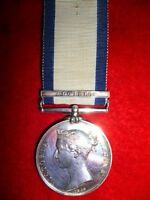 "Naval General Service Medal 1793-1840, clasp ""Algiers"", to Royal Marines"