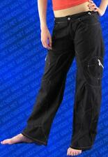 Cyberdog Amoeba black pants trousers goth cyber raver Small S