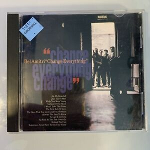 Change Everything by Del Amitri (CD, Jun-1992, A&M (USA))