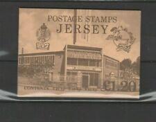 Jersey, Carnets de timbres neuf MNH, bien