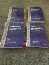 Company Law Emplyment Law Commerical & International Law Books X4
