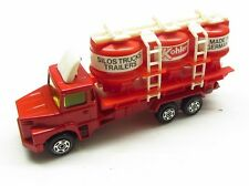* 1/64 * Corgi Juniors * Scania LT145 * Kohler Silos Trucks Trailers * England *