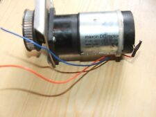 Maxon DC motor and gearbox Reprap PC CNC Mach3 Automation 12/24VDC