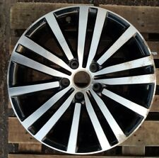 "genuine 17"" VOLKSWAGEN PASSAT B6/B7 MINNEAPOLIS POLISHED alloy wheel rim diamond"