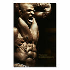 Workout Fitness Poster Muscle Man Bodybuilding Print Gym Wall Art Picture 24x36
