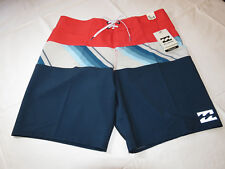 Men's Billabong PlatinumX Tribong boardshorts board shorts swim surf skate 34