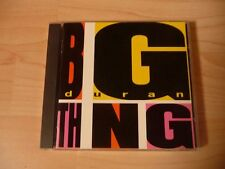 "CD Duran Duran-Big Thing - 1988 ""incl. i Don 't Want Your Love"