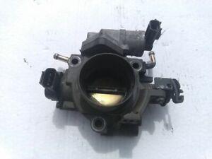Mazda 3 I 2004 Petrol throttle valve ZJ0118911 OZA2677