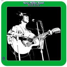 STEVE MILLER BAND - ROCK LOVE (LP)   VINYL LP NEU