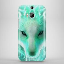 Cool Fire Animal Wolf Ice-Fire Phone Case cover