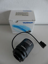 Tamron 1/3 2.8-12mm F/1.4 DC Auto Iris Objektiv Lens Camera Kamera NEU