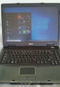 Acer Aspire 56 30Intel Dual Core 2.0GHz 2GB w10  15in Screen wfi NO ADAPTOR