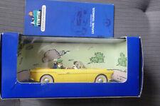 BD voiture tintin n°16 la voiture bordure l'affaire tournesol TBE 2003 hergé