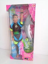 Barbie Ocean AMIGOS-Ken y su amigo Delfín-Mattel 1995-Nuevo En Caja