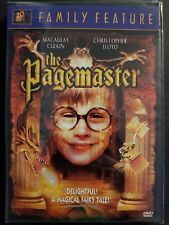 The Pagemaster (DVD)